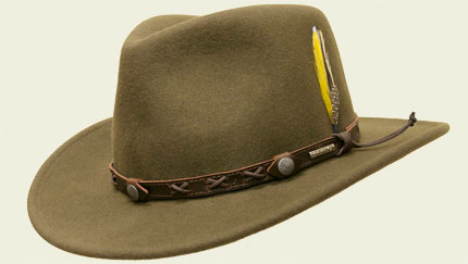 Stetson Vail hat