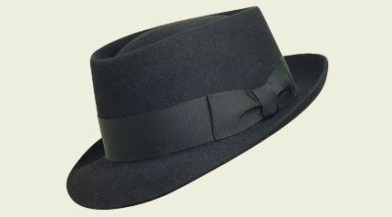 Hollywood Pork Pie Hat