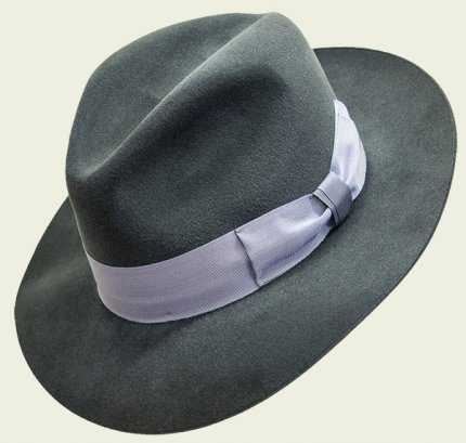 Large Brim Felt Hat