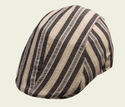 Duck shape linen cap