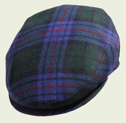Neckroll Scottish cap