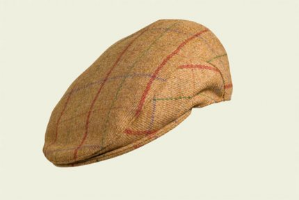 Christy Tweed cap