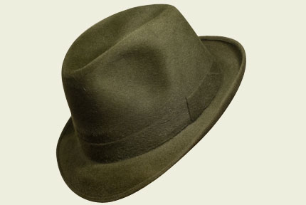 End of stock Barbisio hat