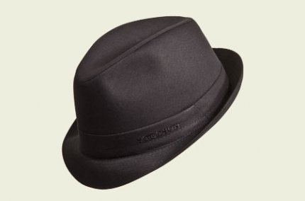 Canvas hat by Stetson