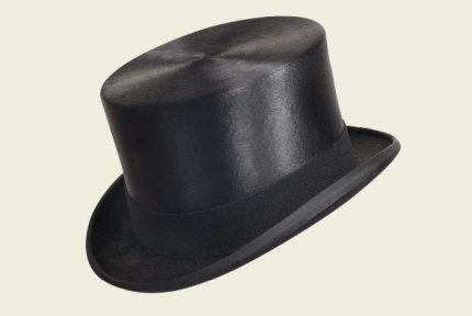 Melusine Christy Top Hat