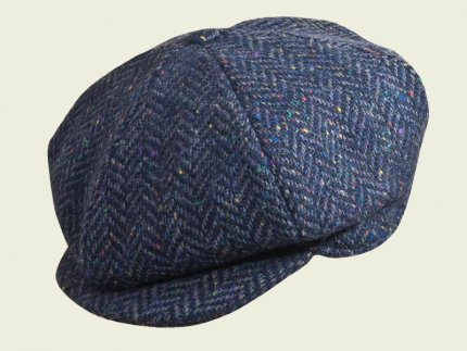 Irish cap by Hannah Hats