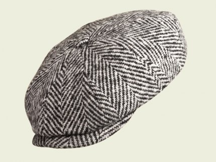 Stetson Waved Hatteras cap
