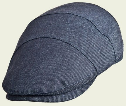 Linen Cotton Summer Cap