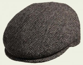 Berretto Harris Tweed Classico