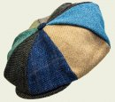 Irish Patchwork Cap