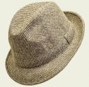 Verbano Striped hat